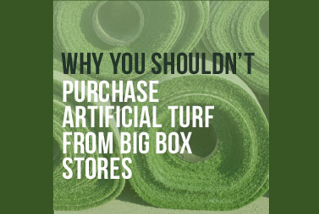 Artificial Lawn Big Box Store Prices San Marcos, Synthetic Lawn Big Box Store Installation