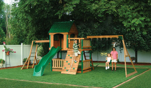 Playground Safety Surfacing Contractor in San Marcos, Synthetic Grass Playground Company