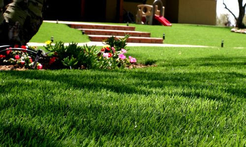 Synthetic Grass Custom Design Company San Marcos, Best Custom Artificial Lawn Pricing
