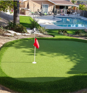 Synthetic Grass Company San Marcos, Putting Greens Turf Contractor