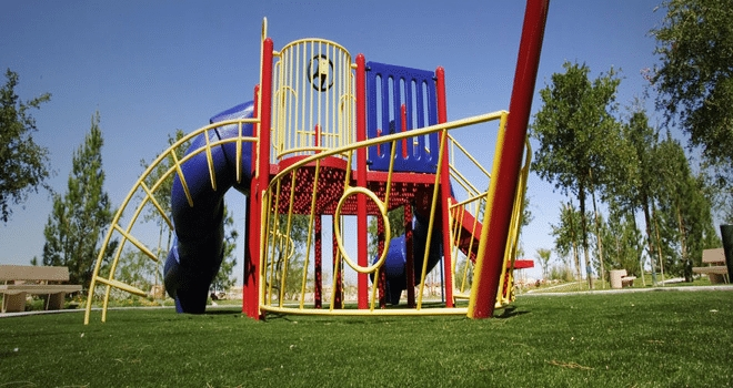 Artificial Grass Playground Installation San Marcos, Synthetic Turf Playground Company
