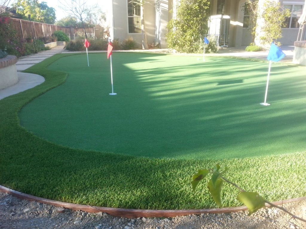 Golf Putting Green Installation San Marcos, Putting Greens Installation Contractor