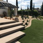 Synthetic Turf Installation Contractor Projects San Marcos, New Residential or Business Project Artificial Landscape Installation
