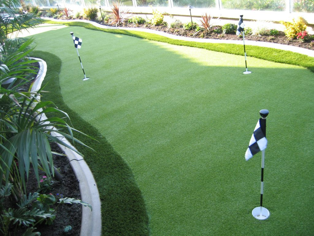 Artificial Lawn Golf Greens Company San Marcos, Best Artificial Grass Installation Prices